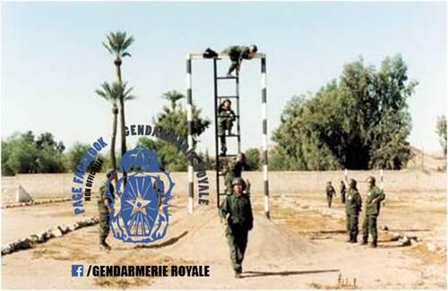 Sport et entrainement physique dans la formation des futurs Gendarmes 2