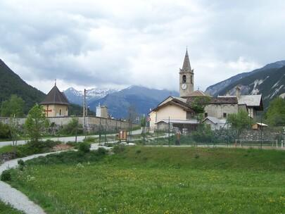 église de Bramans
