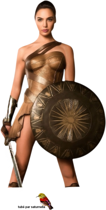 Femmes guerrieres