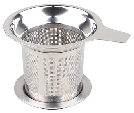 Infuseur à thé permanent inox