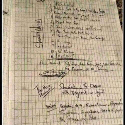 Information sur l'album plus le tracklist