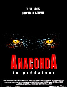 ANACONDA BOX OFFICE 1997