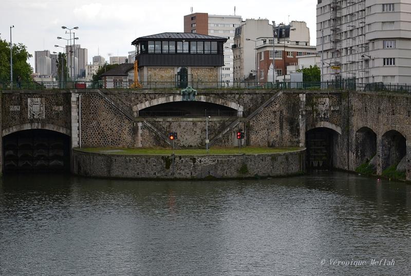 Canal Saint-Martin : Histoires d'écluses