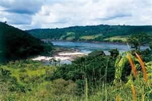 Le parc national de Conkouati-Douli