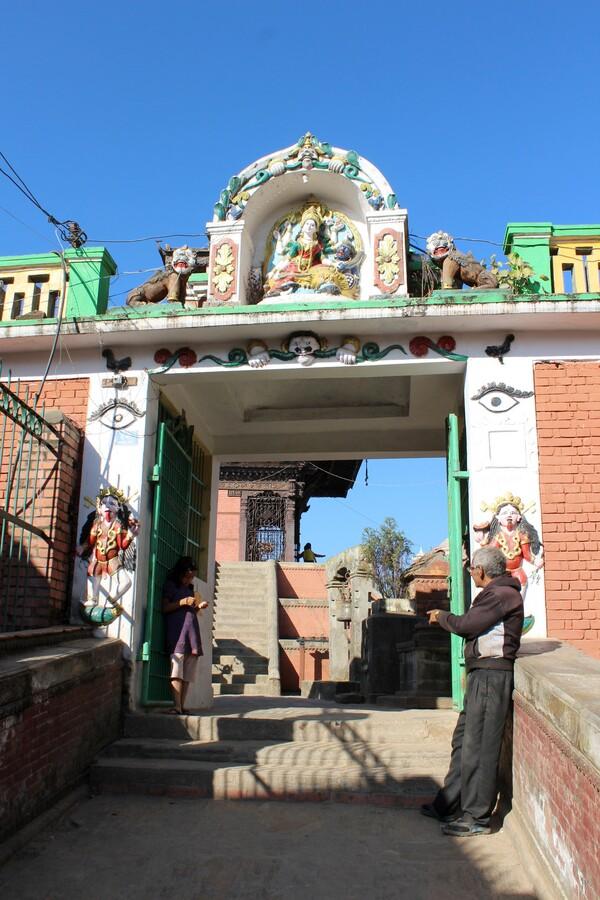 Dhulikhel - Népal