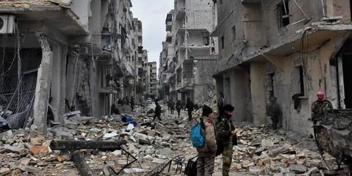Sur l'évolution de la situation en Syrie