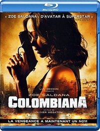 [Test Blu-ray] Colombiana