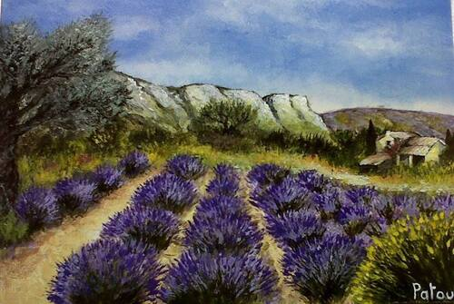 Elan Vers La Provence