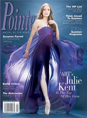 Julie Kent cover
