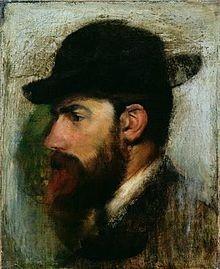 220px-Henri Rouart por Degas