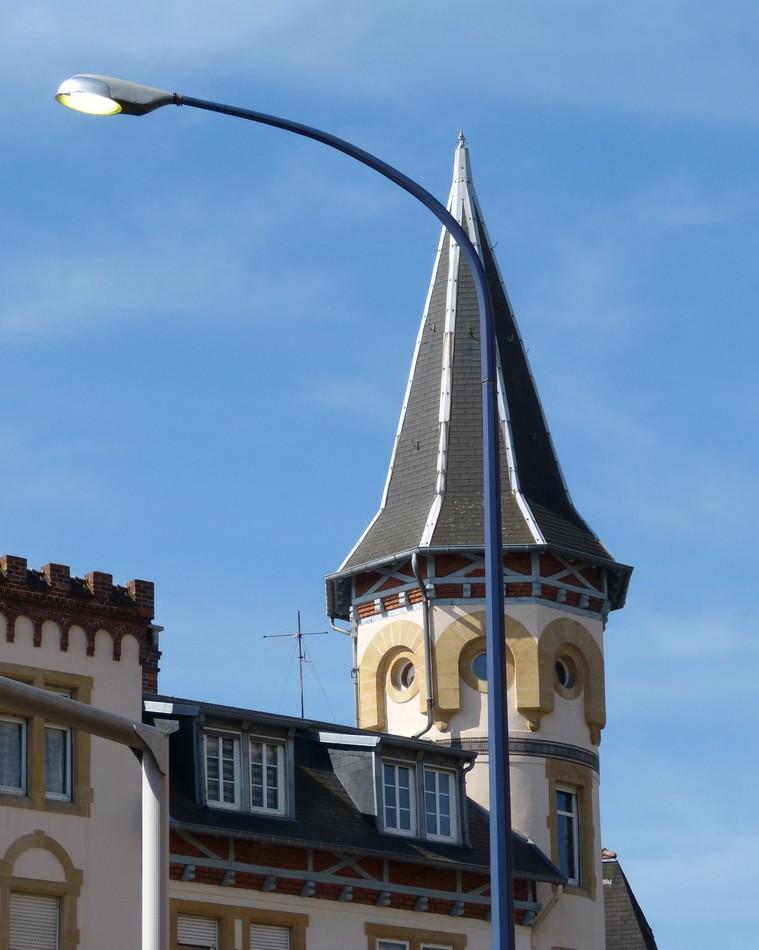Metz insolites