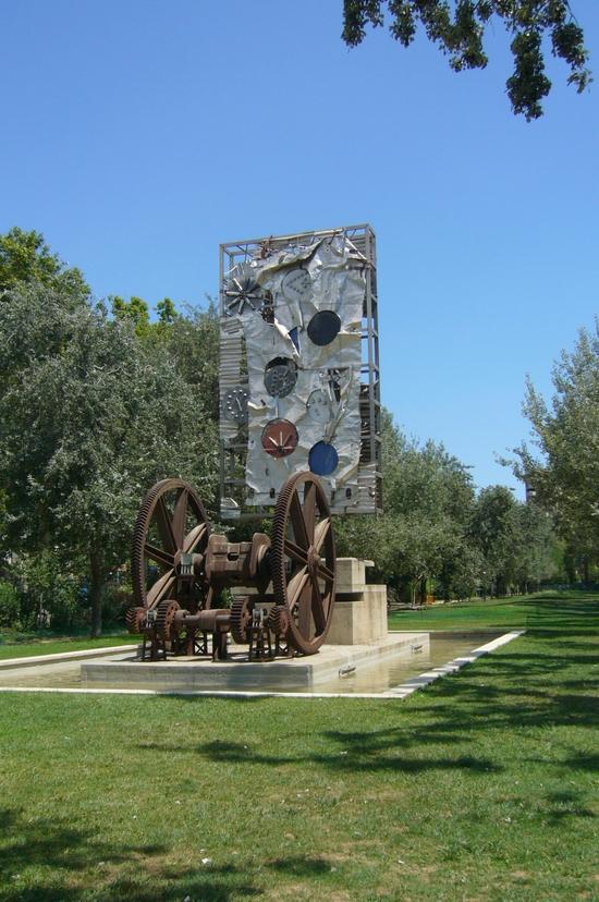 Ciutadella villa Olimpica -parc
