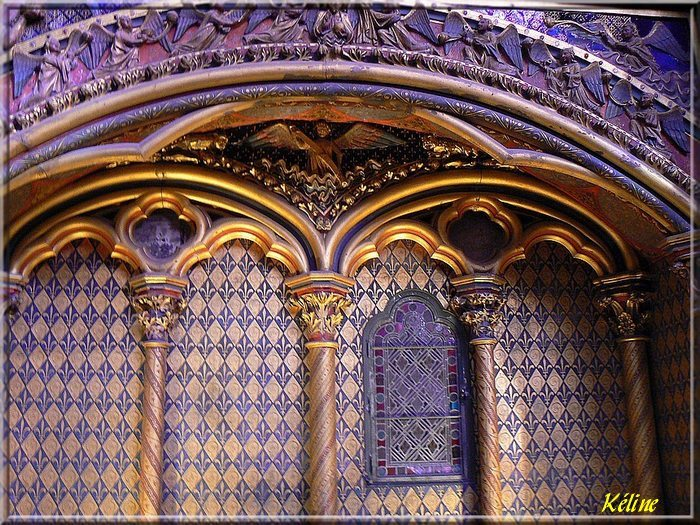 ile-de-France Paris Paris-Ier Sainte-Chapelle 03