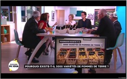* Eric Bargy en direct sur France 5 !