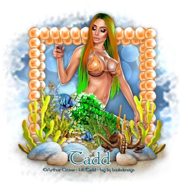 Queen Mermaid