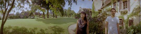 ~~ Les jardins secrets du Berry' aujourd'hui Vernais ~~ par Marielle