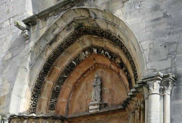 Randonnée au Lac du Der (5) : Musée du Protestantisme de Wassy et Abbaye de Montier-en-Der