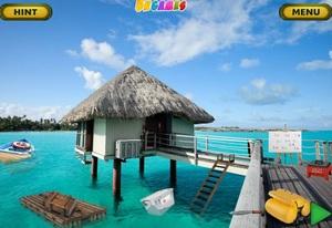 Jouer à Beautiful island resort escape