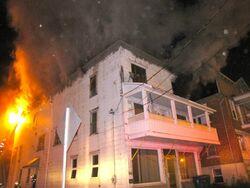 29 juin 2013 : Un samedi soir fort mouvementé pour les pompiers de La Guadeloupe et St-Évariste