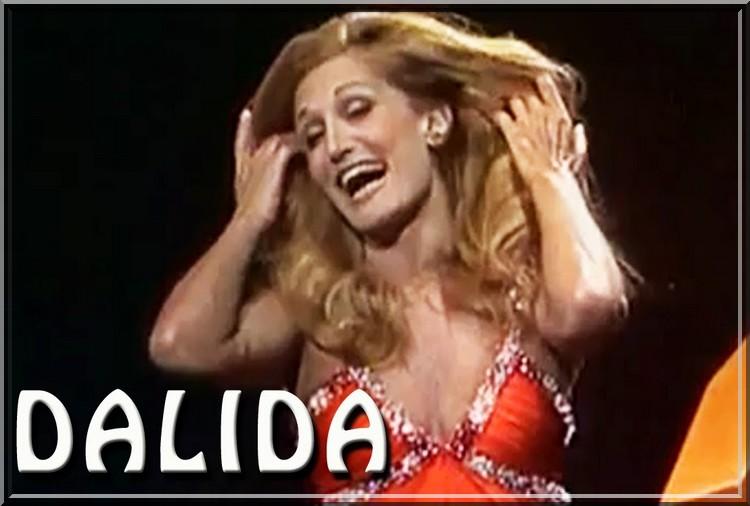 3 mai 19    : décès de Dalida