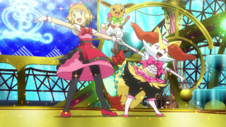 Pokémon XY&Z épisode 08 (XY 100) en VOSTFR Streaming