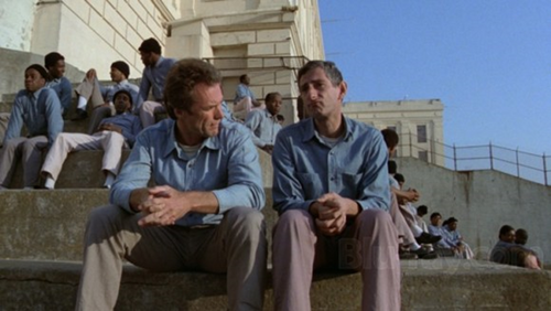 L'évadé d'Alcatraz, Escape from Alcatraz, Don Siegel, 1979