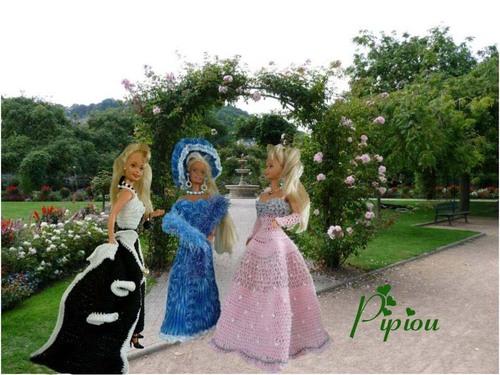 Album de créas pour Barbie
