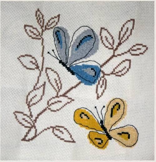 papillons avant finition r