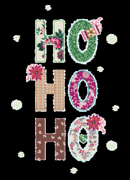 Tubes textes de Noël en png
