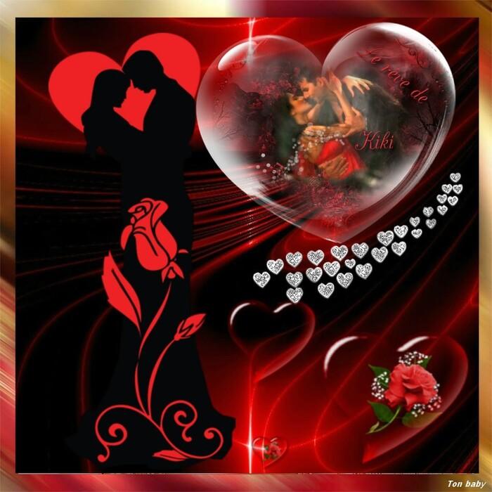 Belle St Valentin à tous