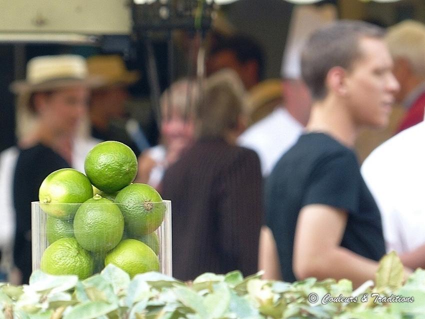 Soirée citron vert