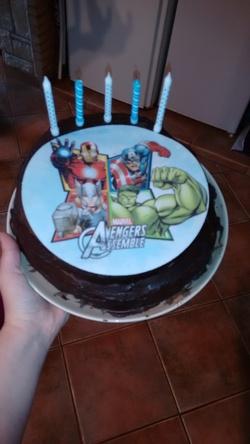 L'anniversaire super héros de Nolan