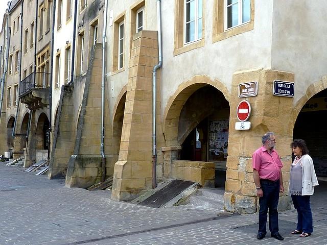 Rue de la Tête d'Or Metz 5 Marc de Metz 01 07 2012