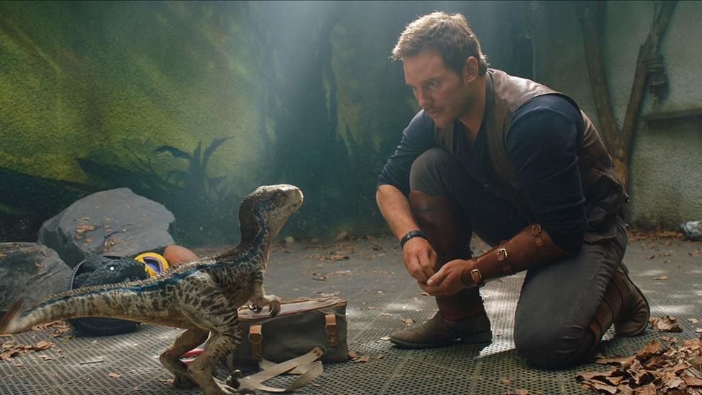 [Test Blu-ray] Jurassic World : Fallen Kingdom
