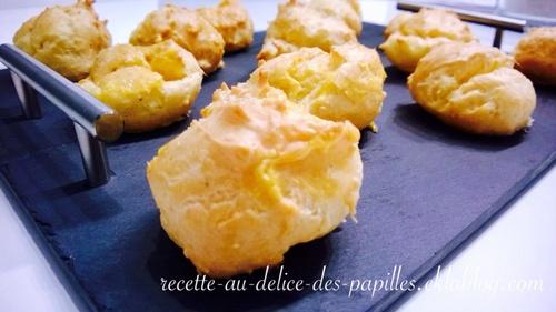 Recette gougère au fromage
