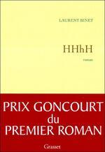 HHhH, par Laurent BINET