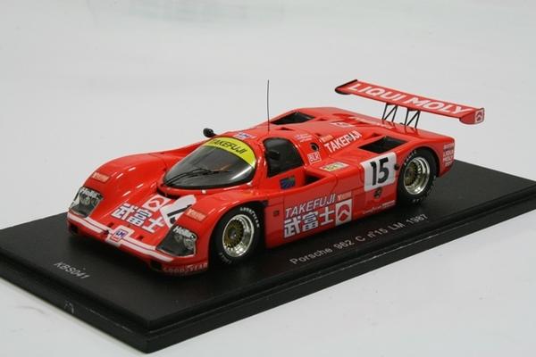 Le Mans 1987 Abandons I