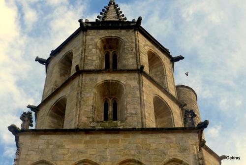 Avignonet Lauragais: l'église
