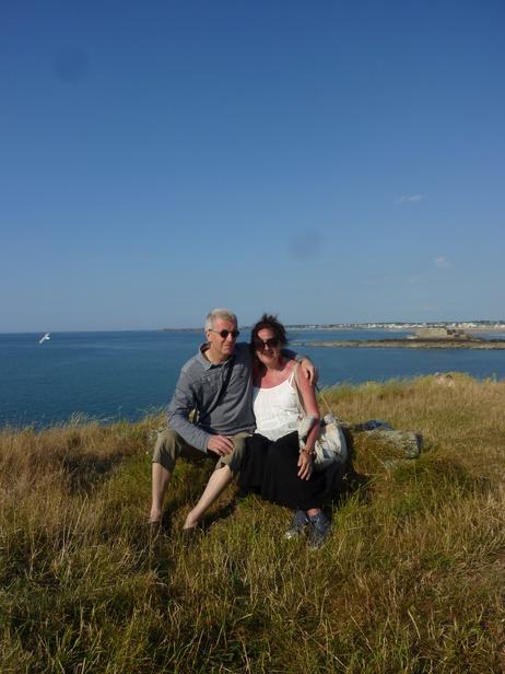 Saint Malo et moi!