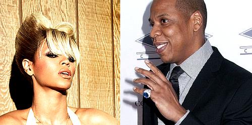 Beyonce offre une bague en saphir à son mari Jay z