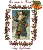 Swap de Noël d'Asphodèle