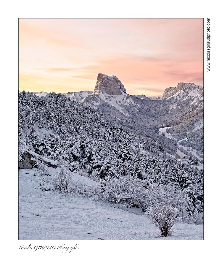 Montagne de Gresse et la Merveille du Dauphiné
