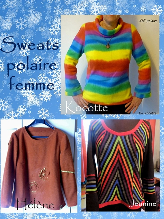 Sweat polaire copie