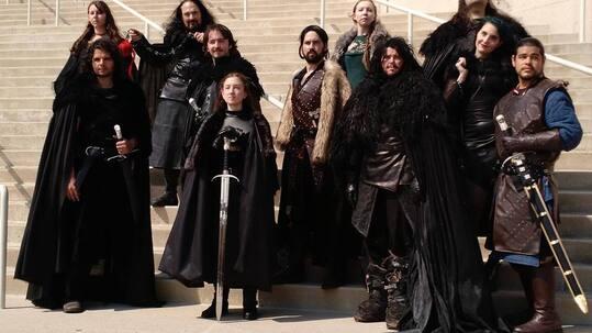 Des cosplays de Lyanna Mormont