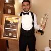 Jeudi 5.1.2017 Mahrez meilleur joueur Africain 2016