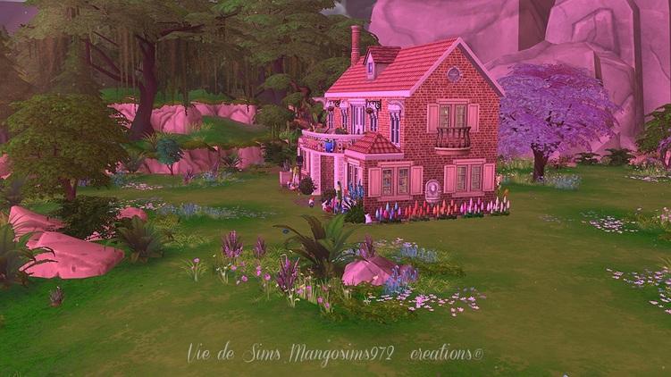 La maison de la Clairière Forestière