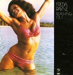Freda Payne - Reaching Out - Complete LP