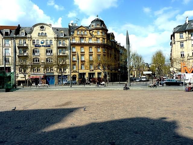 Place de la Gare Metz 11 Marc de Metz 2012