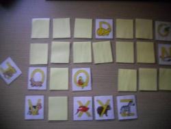 Ordre alphabétique: le jeu de la réussite
