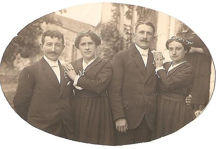 grand père- grand mère, mariage 001-copie-2